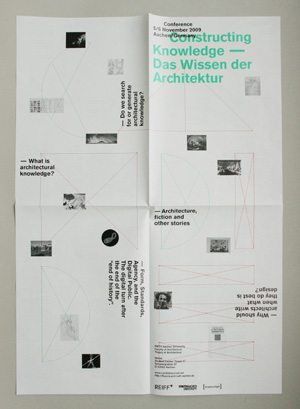 Constructing Knowledge Poster